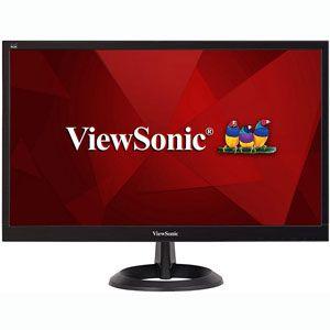ViewSonic VA2261-8 - Écran Led - 22'' (21 5'' visualisable) - 1920 x 1080 Full Hd (1080p) - Tn - 250 cd/m² - 1000:1 - 5 ms - DVI-D, Vga