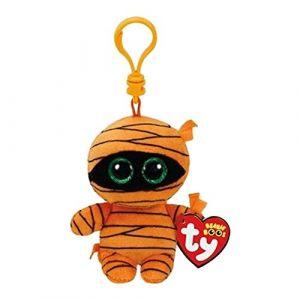 Ty Porte-clés peluche Mask la Momie Beanie Boo's 8,5 cm