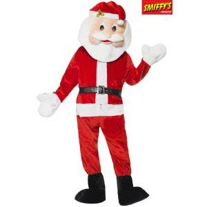 Smiffy's Déguisement Père Noël Mascotte adulte (taille unique)