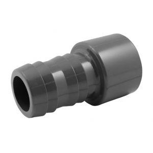 Codital Douille cannelée PVC pression à coller MF Ø50-40-38 de - Catégorie Raccord PVC pression