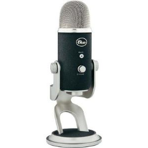 Blue microphones Yeti Pro - Microphone USB sur pied