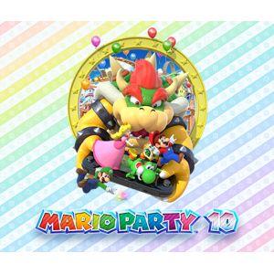 Mario Party 10 sur Wii U