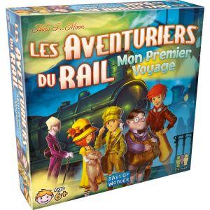 Asmodée Les Aventuriers du Rail Mon premier Voyage en Europe