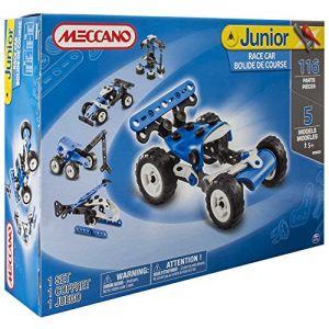 Spin Master 6024790 - Junior : Bolide de course 5 modèles