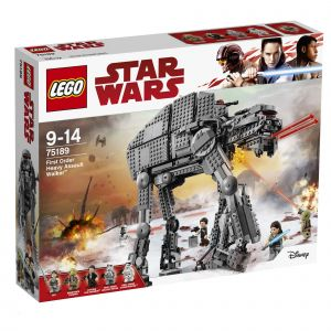 Lego 75189 - Star Wars : Premier assault Heavy Assault Walker