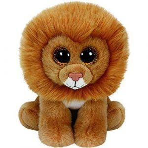 Ty Beanies - Peluche Louie Le Lion 15 Cm