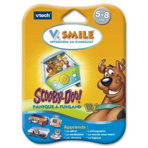 Vtech Jeu V.Smile : Scooby-Doo (Motion)