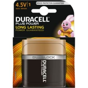 Duracell Pile Plus Power 4,5V (3LR12)