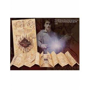 The Noble Collection Harry Potter Réplique 1/1 Carte du Maraudeur