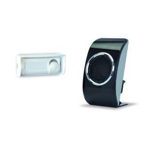 Extel Sonnette sans fil LOOFIN mobile 50m de portée -