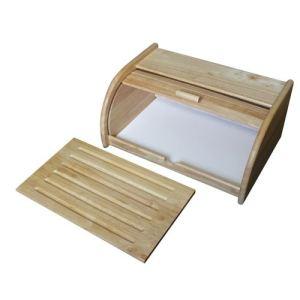 Metaltex Boîte à pain avec planche à découper
