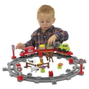 Ecoiffier Circuit train de campagne Abrick