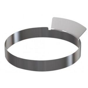 De Buyer 3122.00 - Support en inox pour Wok Demisphérique ref. 5114.35 et 3122.36 (24 cm)