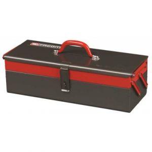 Facom BT.6A Boîte à outils métallique 2 cases