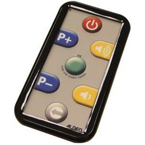 Alden ICOM 7 - Télécommande tactile pour récepteur SATMATIC HD Fransat