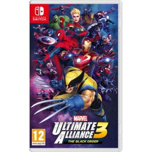 Marvel Ultimate Alliance 3 : The Black Order [Switch]