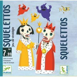 Djeco Jeu de cartes : Squelettos