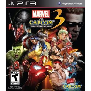 Marvel vs Capcom 3 : Fate of Two Worlds [PS3]