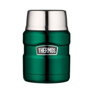 Thermos Lunch box Stainless King Vert 47cl