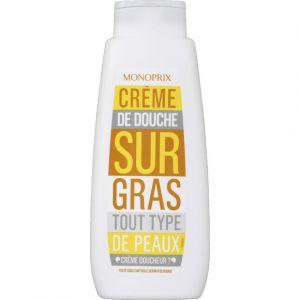 Monoprix Crème de douche surgras tout type de peaux - Le flacon de 500ml
