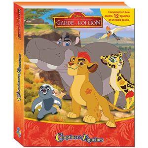 Editions Phidal La garde du Roi Lion - Comptines et figurines
