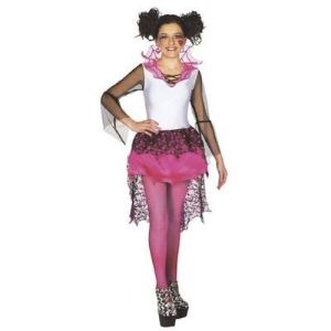 César Panoplie Monster High Draculaura Halloween (8 à 12 ans)