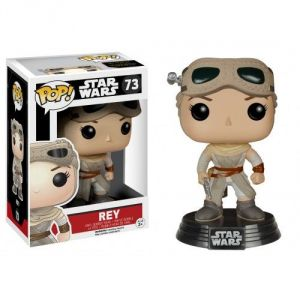 Funko Figurine Pop! Star Wars Episode 7 : Rey Exclusive