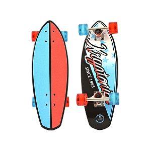 Templar Kryptonics Cruiser Stars Blue - Skateboard 23''
