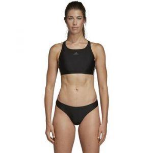 Adidas Women´s Performance Fit 2-Piece 3S - Bikini taille 42, noir