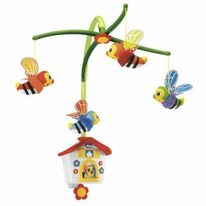 Chicco Mobile musical Abeilles