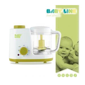 Baby Line - Cuiseur vapeur-mixeur