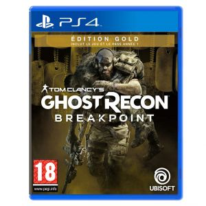 Tom Clancy's Ghost Recon : Breakpoint - Gold Edition [PS4]