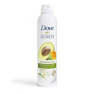 Dove Nourishing Secrets - Body Lotion Spray - 190 ml