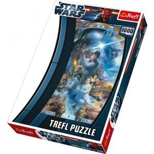 Legler 8491 - Puzzle «Star Wars» 1000 pièces