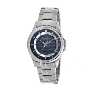 Kenneth Cole 10022290 - Montre pour homme Transparency
