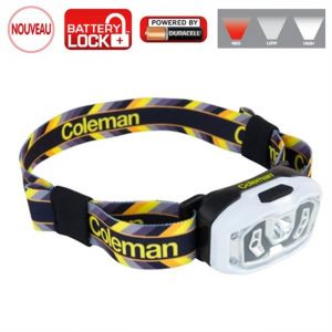 Coleman Lampe frontale LED CHT 100 Lumens