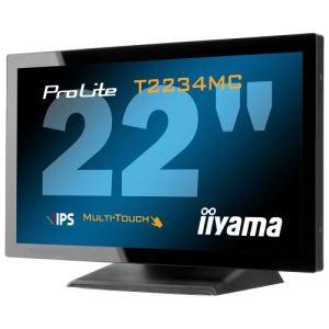 "iiyama ProLite T2234MC-B1 - Ecran LED 22"" tactile"
