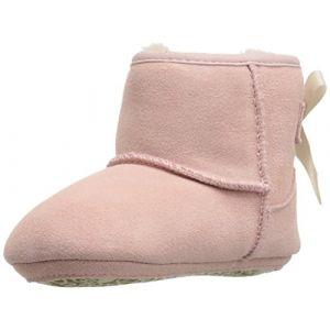 UGG australia Bottes UGG - Botte UGG Infant Jesse Bow II - Baby Pink