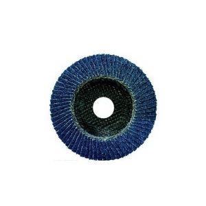 Sodise 14045 - Boîte de 10 disques à lamelle fibre Ø125 x 22.2mm grain 60