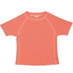 Image de Lässig Tee-shirt de protection UV à manches courtes Splash & Fun pêche (36 mois)