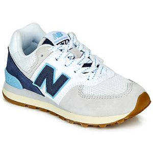 New Balance Chaussures enfant 574 blanc - Taille 28,29,30,31,32,33,35,34 1/2
