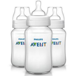 Philips Avent SCF566/37 - 3 biberons Classic + 330 ml