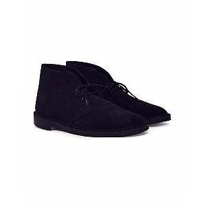 Clarks Originals - Desert Boot - Bottes - Homme - Noir (Black) - 44.5 EU