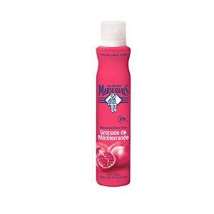 Le Petit Marseillais Déodorant Extra Doux 24h Grenade Spray 200 ml - Lot de 3