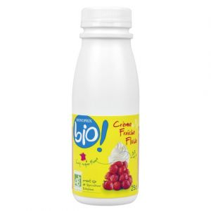 Monoprix Bio Crème Fluide