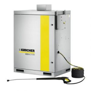 Kärcher HDS-C 7/11 Steel - Nettoyeur haute pression