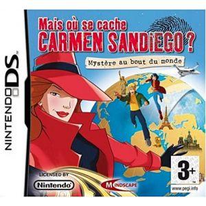 Mais où se cache Carmen Sandiego ? [NDS]