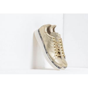 Adidas Chaussures Basket Stan Smith New Bold - F34120 Doré - Taille 36,38,40,37 1/3,39 1/3,41 1/3