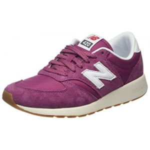 New Balance WRL420EB Re-Engineered, Baskets Femme, Rose (Dragon Fruit), 37.5 EU