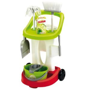 Ecoiffier Chariot brin de ménage